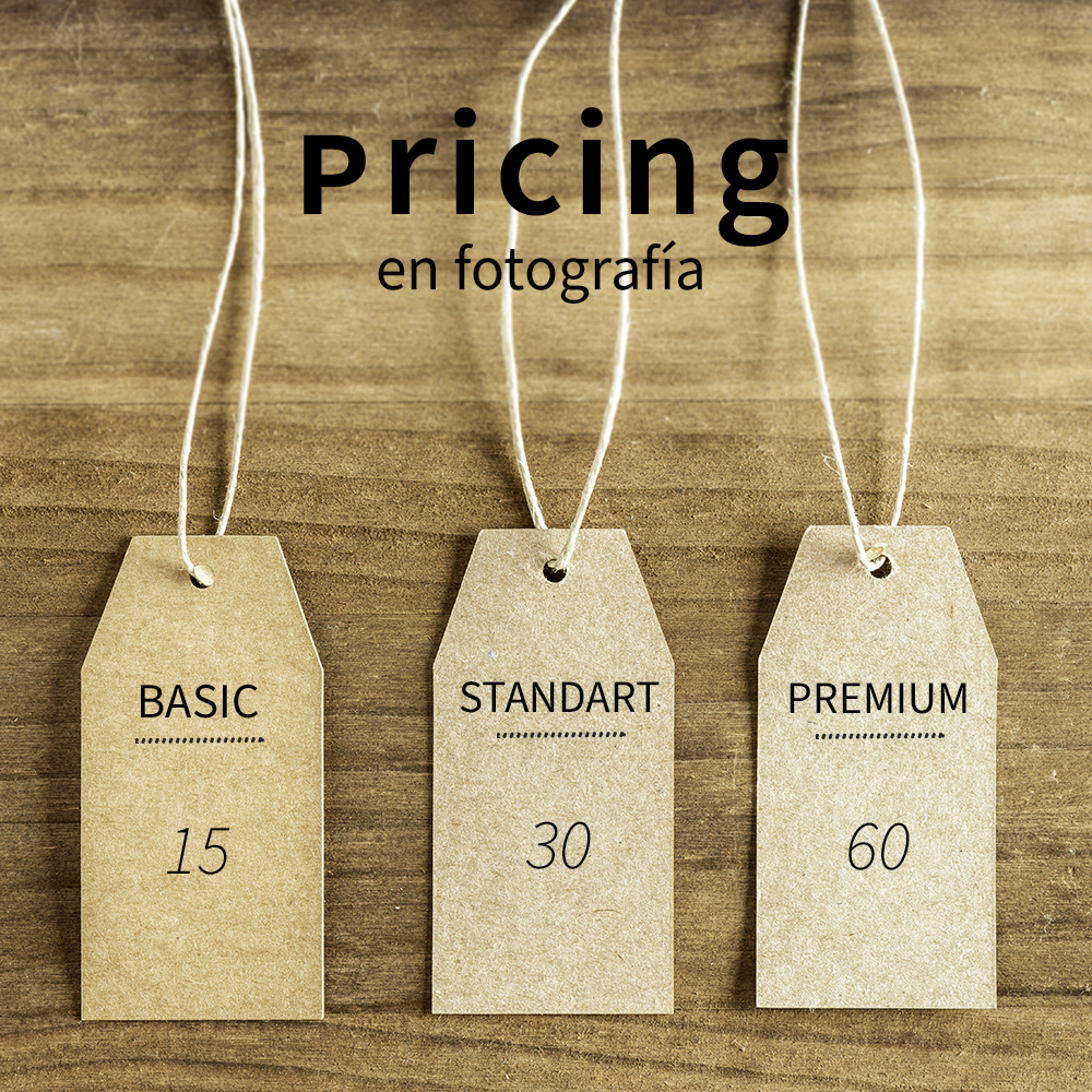 Curso de Pricing en fotografía
